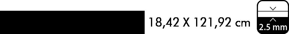 LVT Floor <span>Swing 2.5 (pegado completo) efecto madera