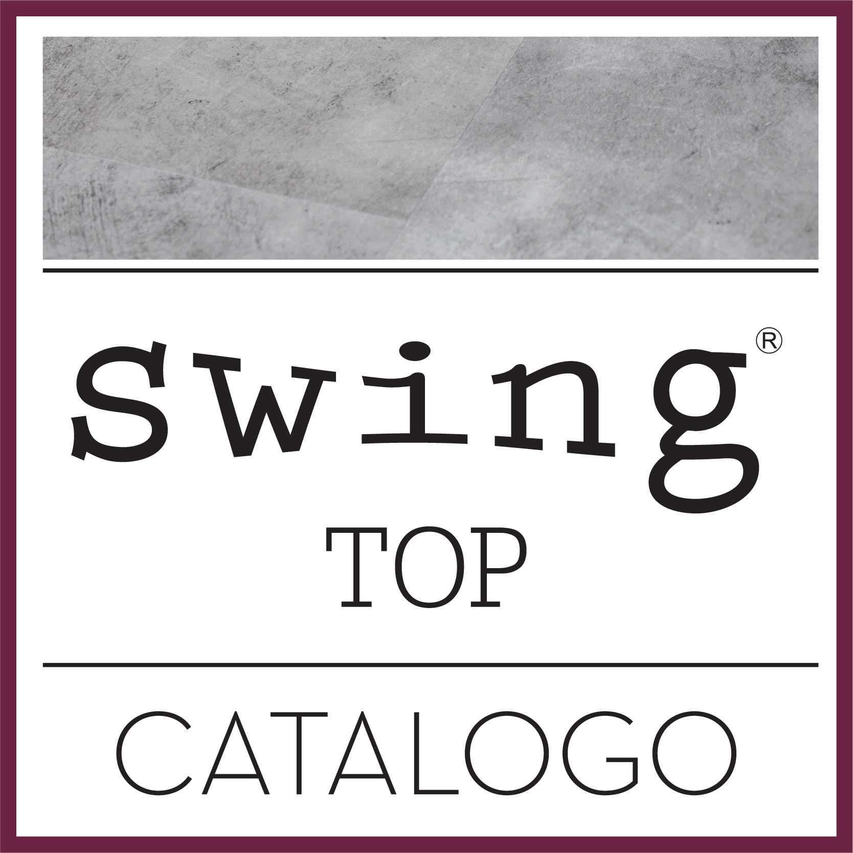 Catalogo Swing Top