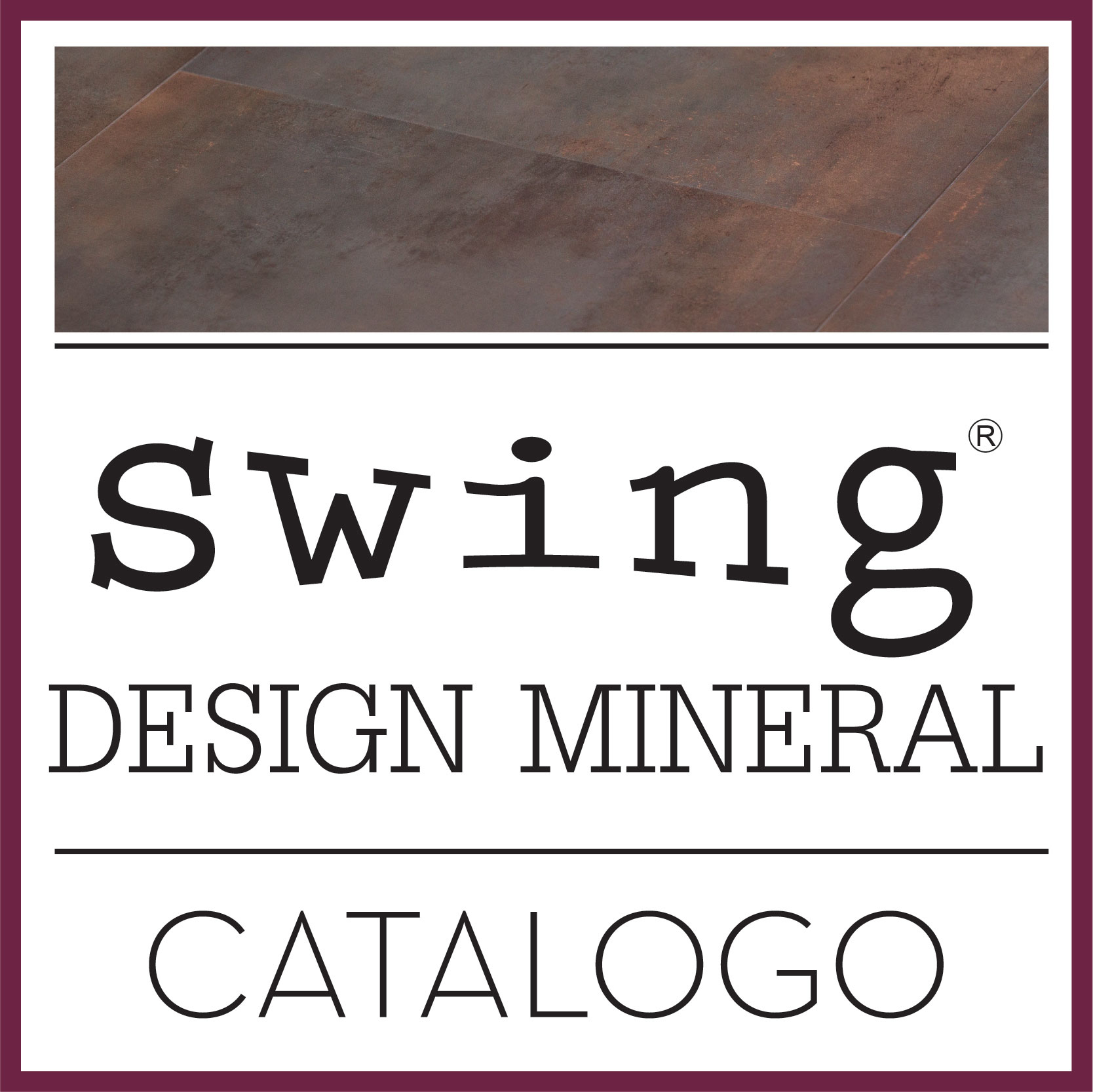 Catalogo Swing Design Mineral