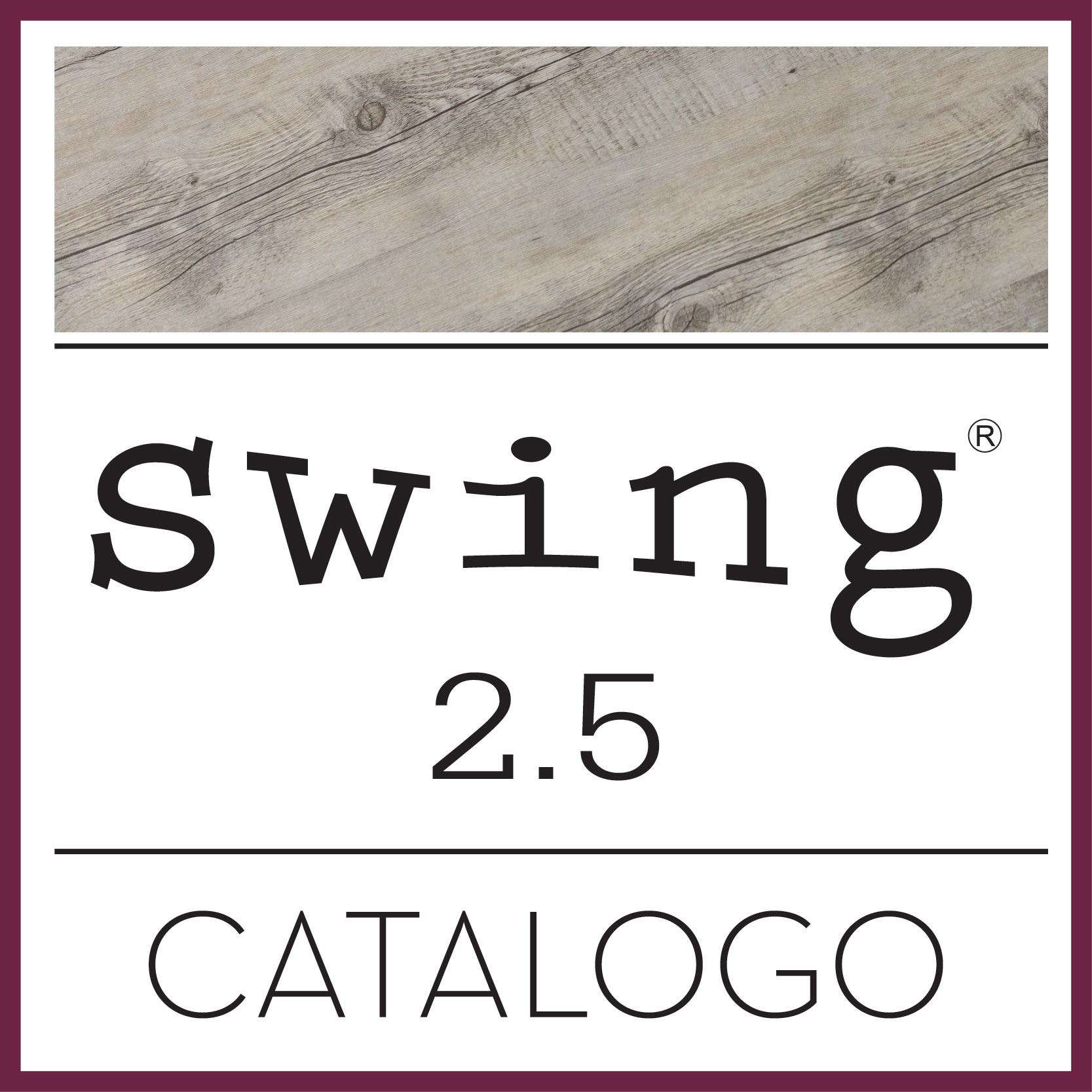 Catalogo Swing 2.5