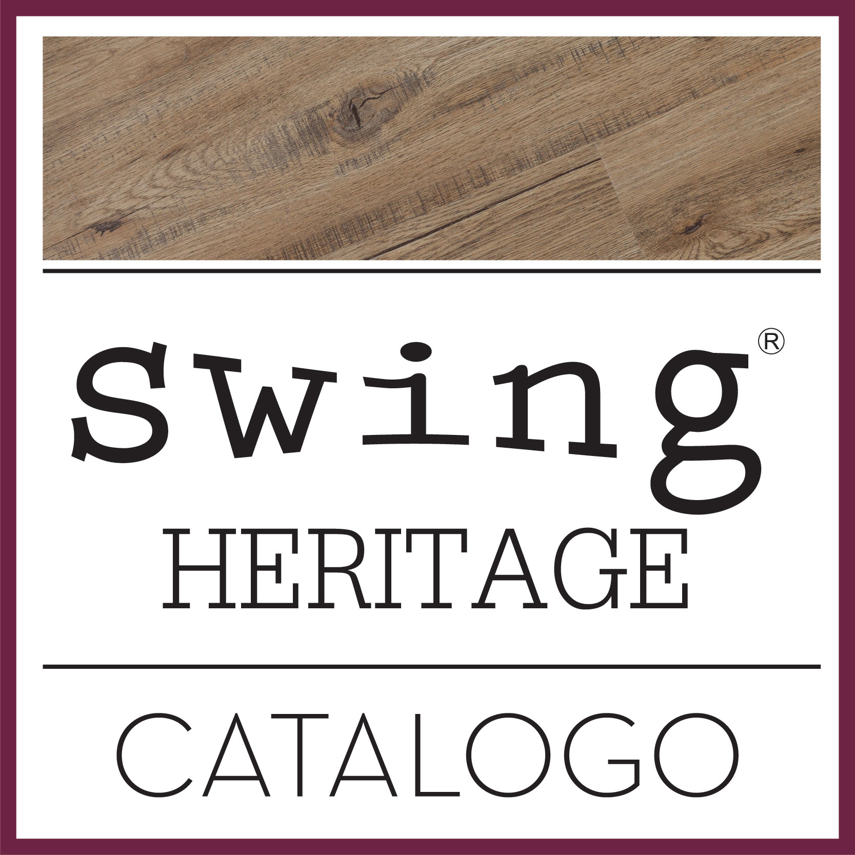 Catalogo Swing Heritage